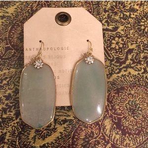 Anthropologie oliviana drop earring